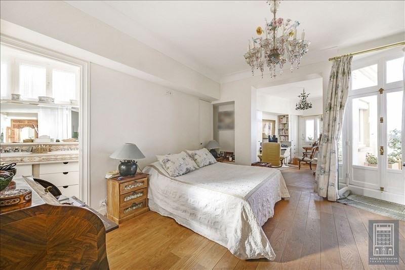 Rental apartment Paris 18ème 4800€ CC - Picture 9