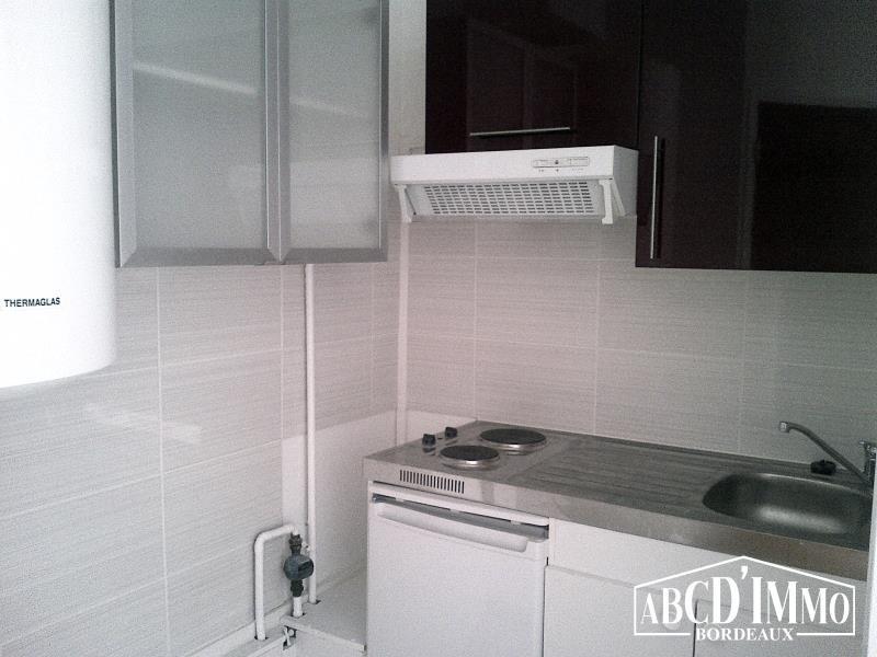 Vente appartement Bordeaux 138000€ - Photo 5
