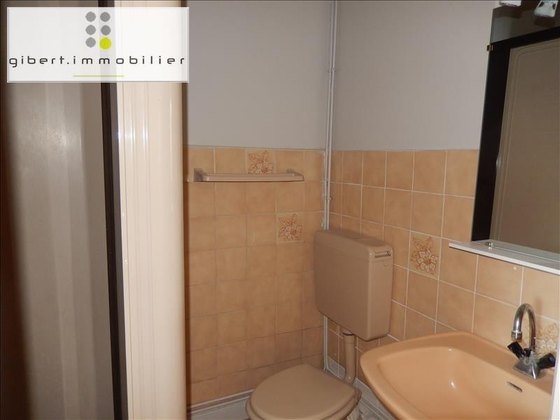 Rental apartment Le puy en velay 296,79€ CC - Picture 6