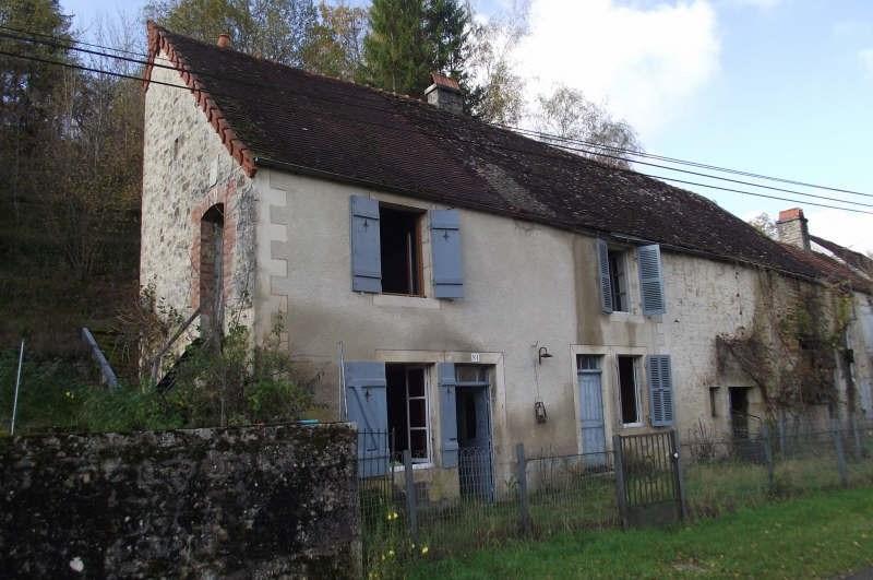 Sale house / villa Secteur recey s/ource 14000€ - Picture 2