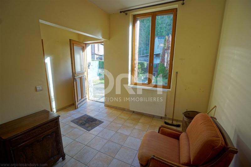 Sale house / villa Les andelys 136000€ - Picture 2