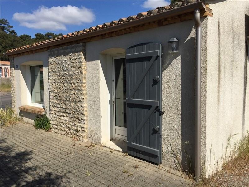 Sale house / villa Longeville sur mer 89000€ - Picture 1
