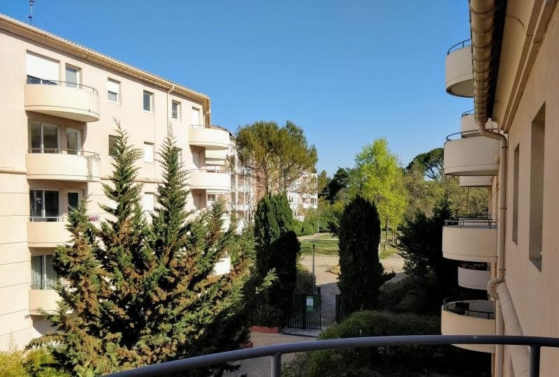 Sale apartment Montpellier 113 000€ - Picture 1