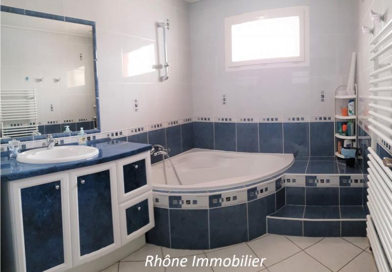 Vente maison / villa Villette d anthon 499000€ - Photo 8