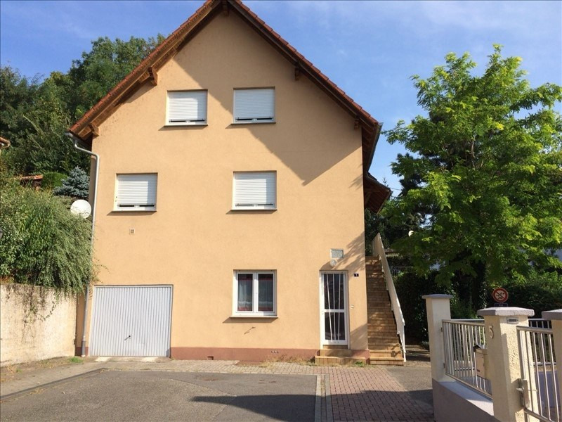 Investment property building Lauterbourg 414 750€ - Picture 1