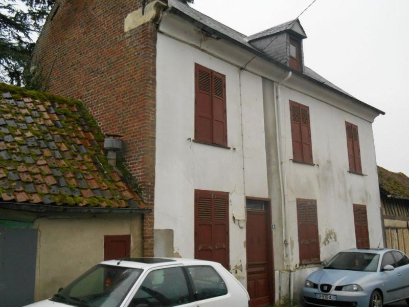 Venta  casa Vendeuil caply 76000€ - Fotografía 1