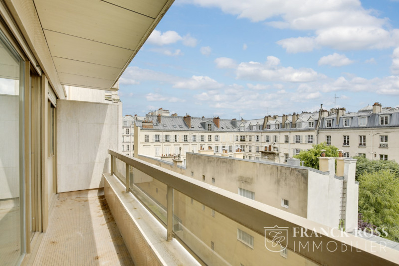Rental apartment Paris 17ème 2 420€ CC - Picture 12