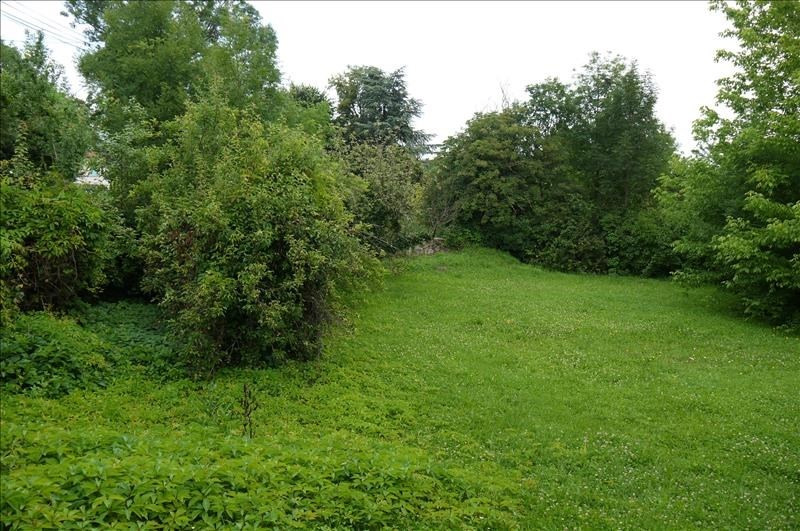 Sale site Reventin vaugris 89 000€ - Picture 1