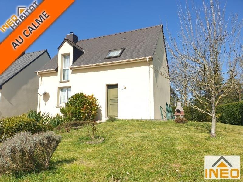 Vente maison / villa Talensac 188100€ - Photo 1