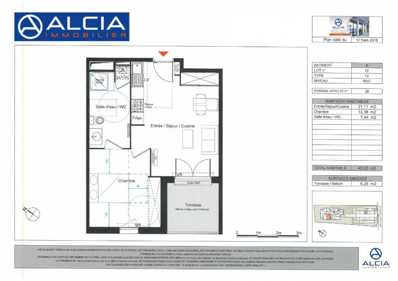 Sale apartment Villenave d'ornon 181000€ - Picture 3