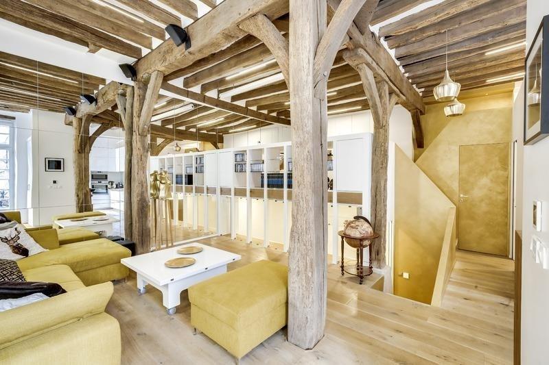Sale apartment Versailles 619000€ - Picture 5