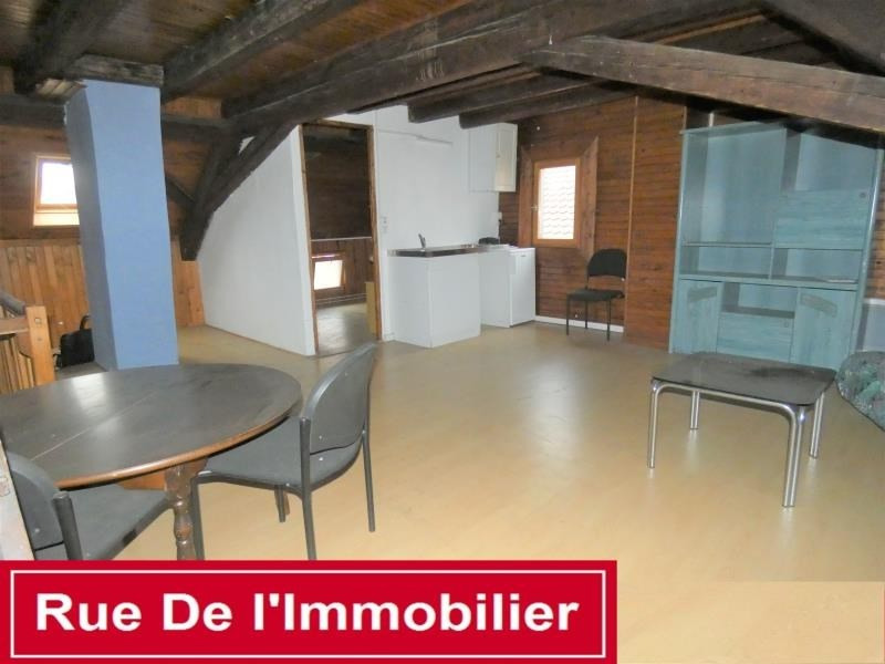 Sale apartment Saverne 47 000€ - Picture 1