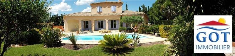 Venta  casa Villelongue de la salanque 450000€ - Fotografía 2