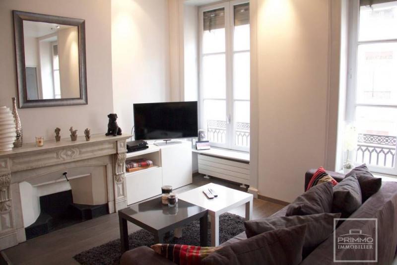 Rental apartment Lyon 2ème 1390€ CC - Picture 1