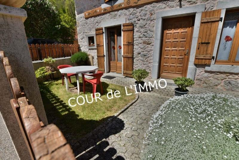 Vente maison / villa Monnetier mornex 417000€ - Photo 1