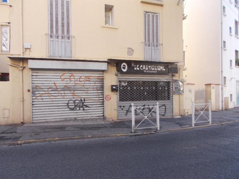 Vente local commercial Toulon 99000€ - Photo 1