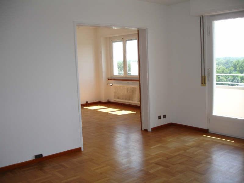 Rental apartment Strasbourg 949€ CC - Picture 1