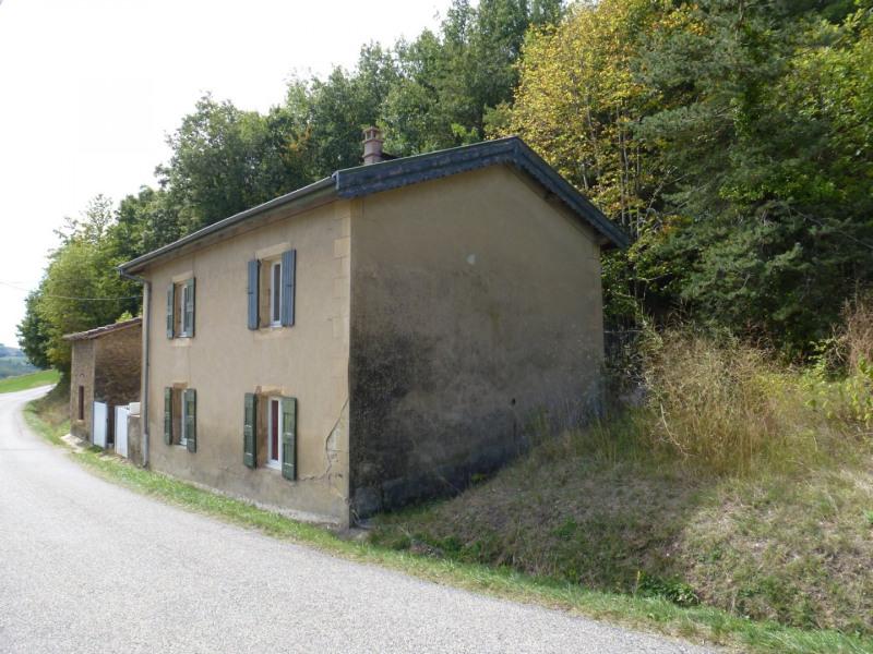 Vente maison / villa St martin d'aout 110000€ - Photo 1