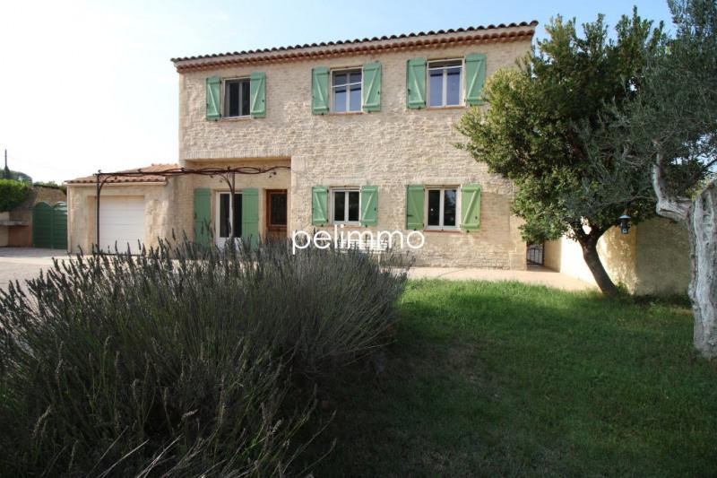 Vente de prestige maison / villa Grans 560000€ - Photo 1