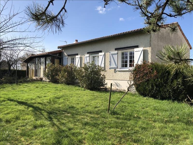 Vente maison / villa Fontaine le comte 165000€ - Photo 10