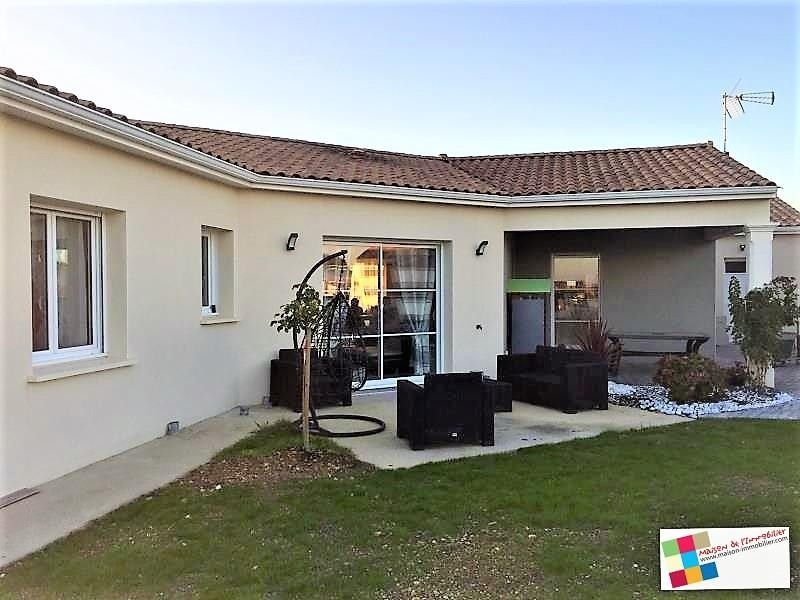 Vente maison / villa Chateaubernard 283550€ - Photo 1