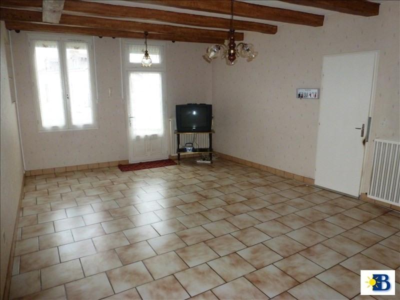 Vente maison / villa Naintre 159000€ - Photo 4