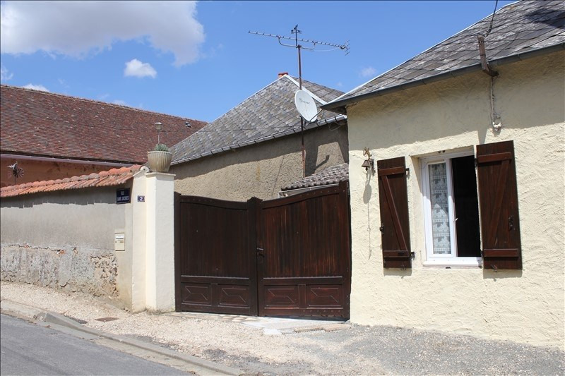 Verkoop  huis Maintenon 88800€ - Foto 1
