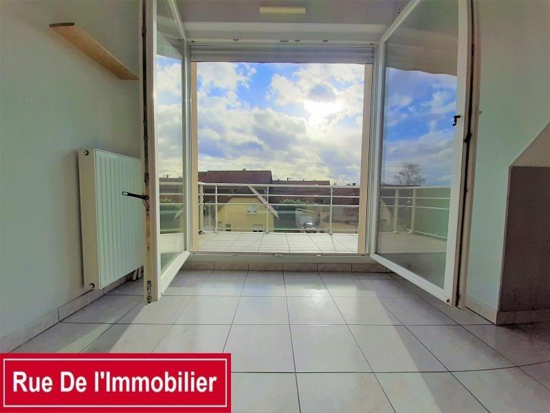 Sale apartment Hoerdt 284500€ - Picture 8