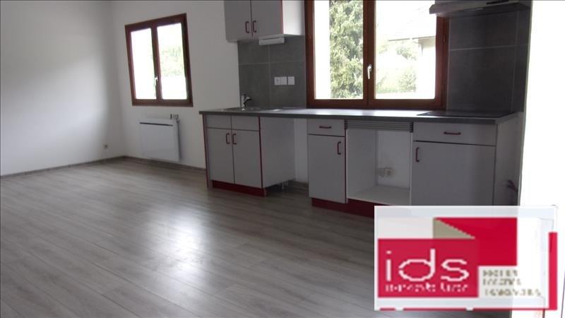 Alquiler  apartamento St jeoire prieure 650€ CC - Fotografía 2