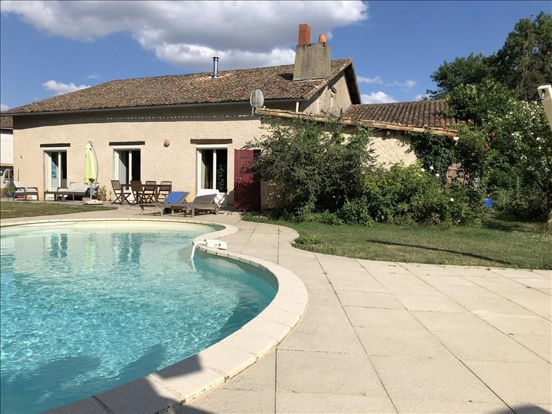 Vente maison / villa Vivonne 249000€ - Photo 7