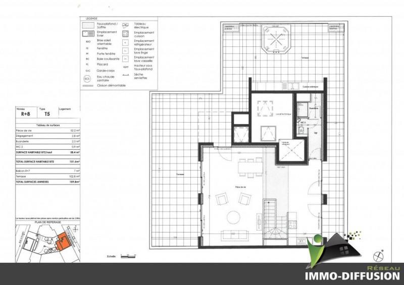 Deluxe sale apartment Villeurbanne 920000€ - Picture 7