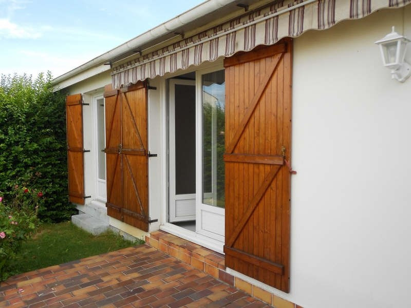 Rental house / villa Senlis 1 015€ CC - Picture 1