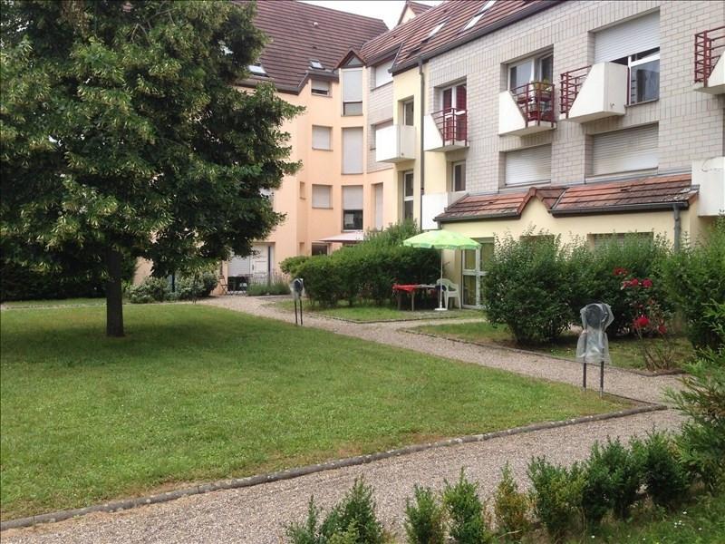 Vermietung wohnung Illkirch graffenstaden 453€ CC - Fotografie 1