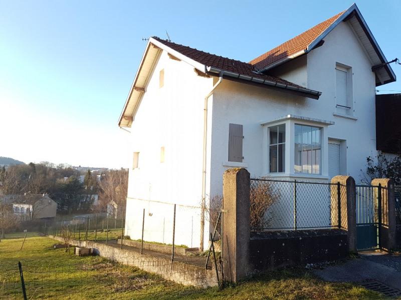 Vente maison / villa Saint die 98100€ - Photo 4