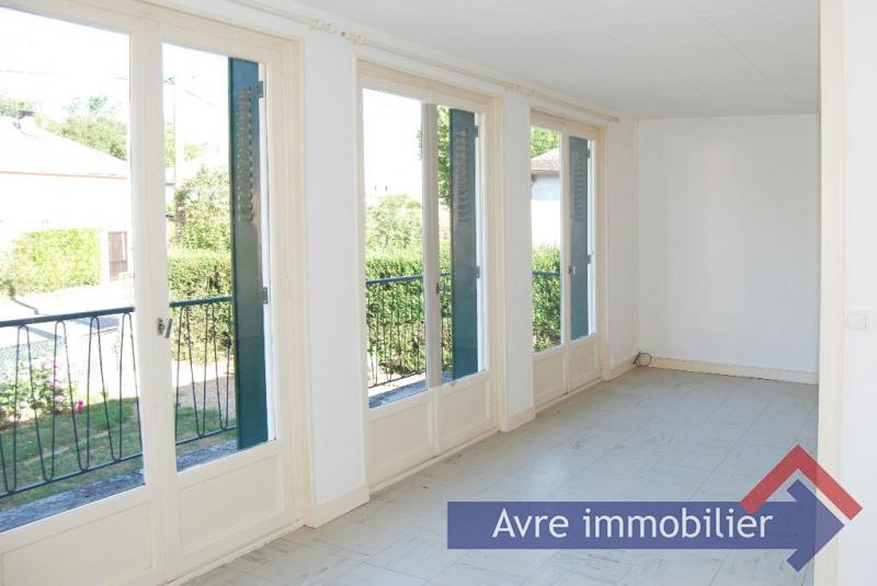 Vente maison / villa Verneuil d'avre et d'iton 128000€ - Photo 2