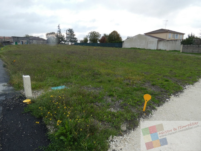 Vente terrain Chateaubernard 49000€ - Photo 1