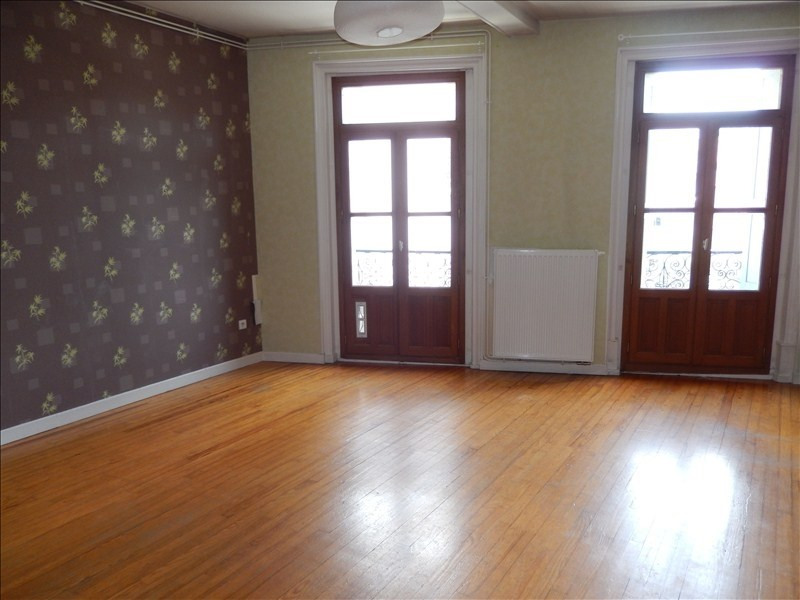 Rental apartment Le puy en velay 348,79€ CC - Picture 1