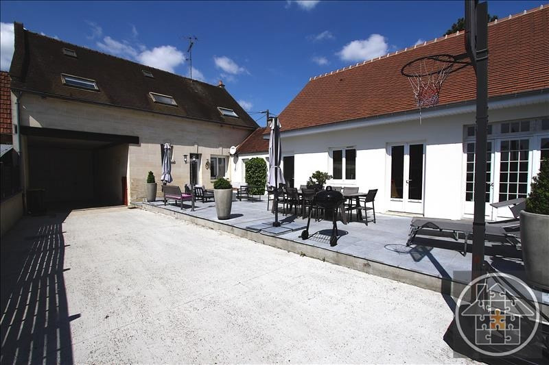 Vente maison / villa Compiegne 394 000€ - Photo 2