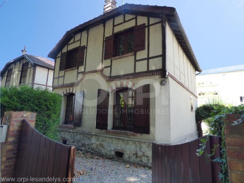 Vente maison / villa Les andelys 123000€ - Photo 1
