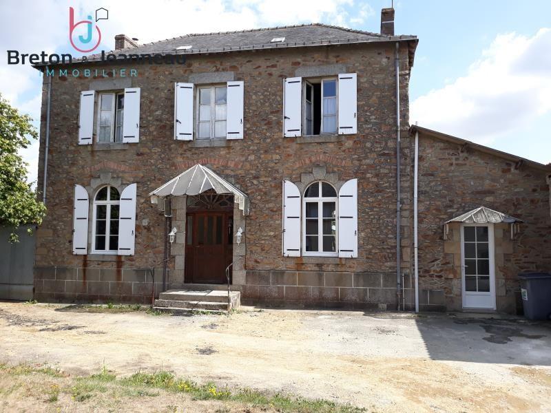 Sale house / villa St cyr le gravelais 166400€ - Picture 1
