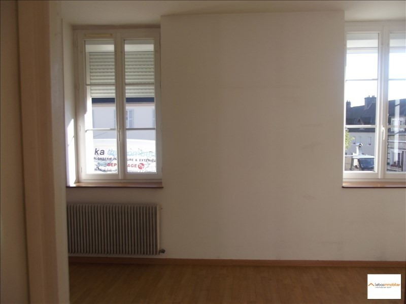 Rental apartment La mailleraye sur seine 483€ CC - Picture 2