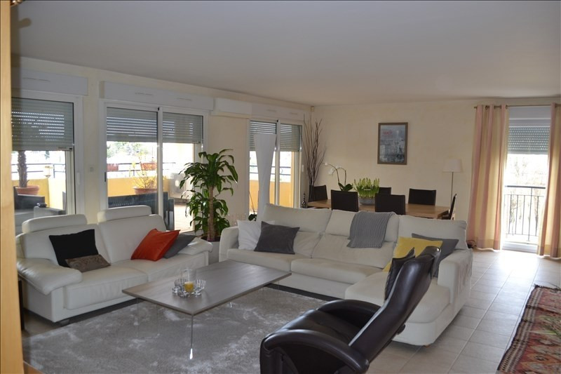 Deluxe sale apartment Montelimar 590 000€ - Picture 1