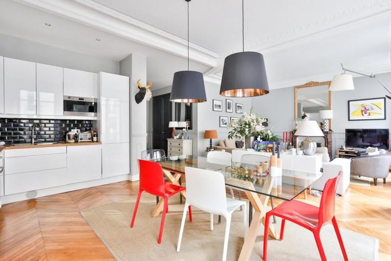 Deluxe sale apartment Paris 17ème 1390000€ - Picture 4