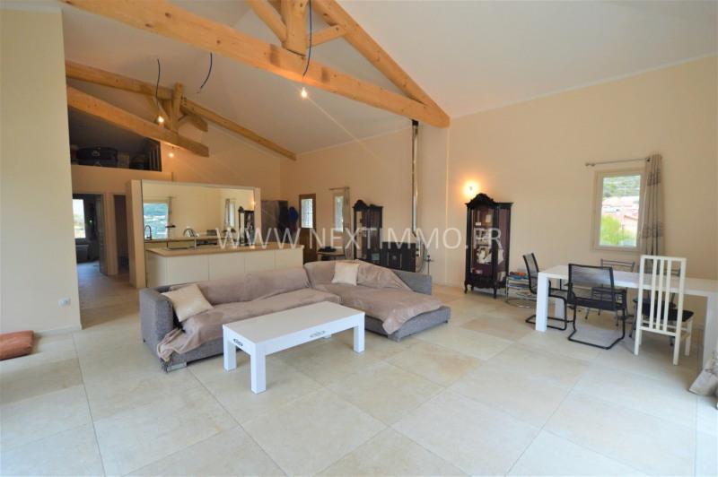 Revenda residencial de prestígio casa Peille 900000€ - Fotografia 5