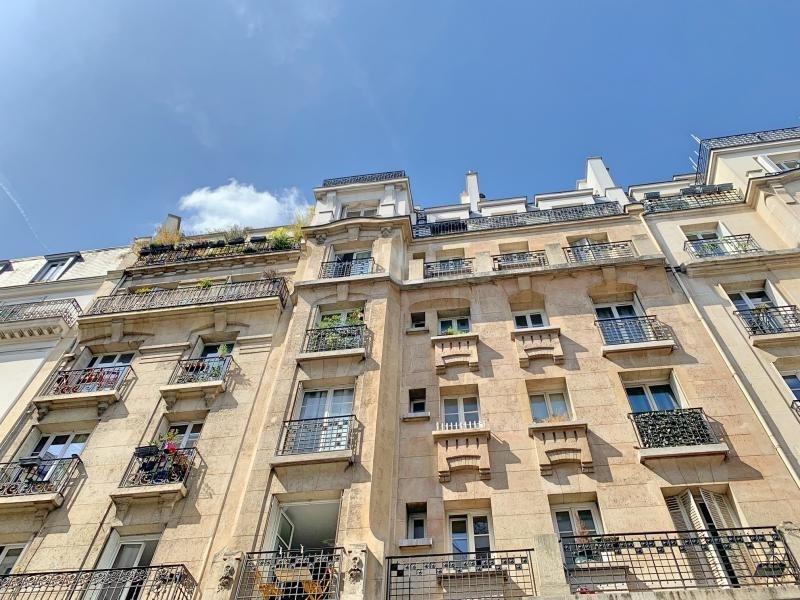 Sale apartment Paris 18ème 409000€ - Picture 5