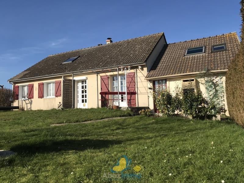 Sale house / villa Potigny 151400€ - Picture 1