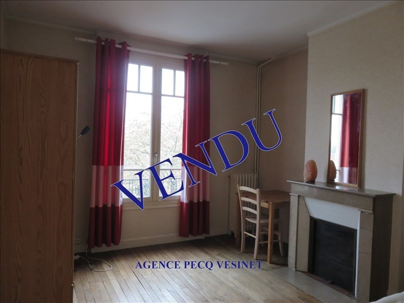 Vente appartement Le vesinet 245 000€ - Photo 1
