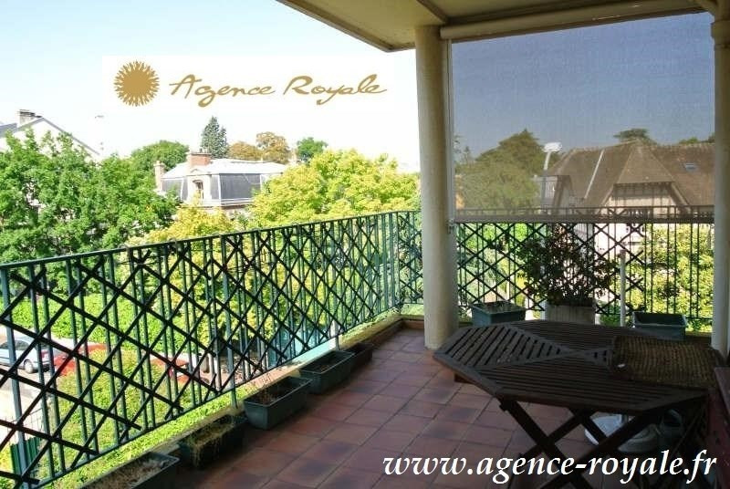 Location appartement St germain en laye 2120€ CC - Photo 1