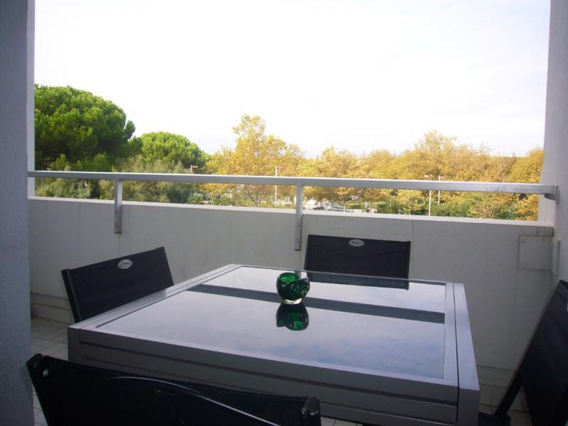 Sale apartment La grande motte 97000€ - Picture 3