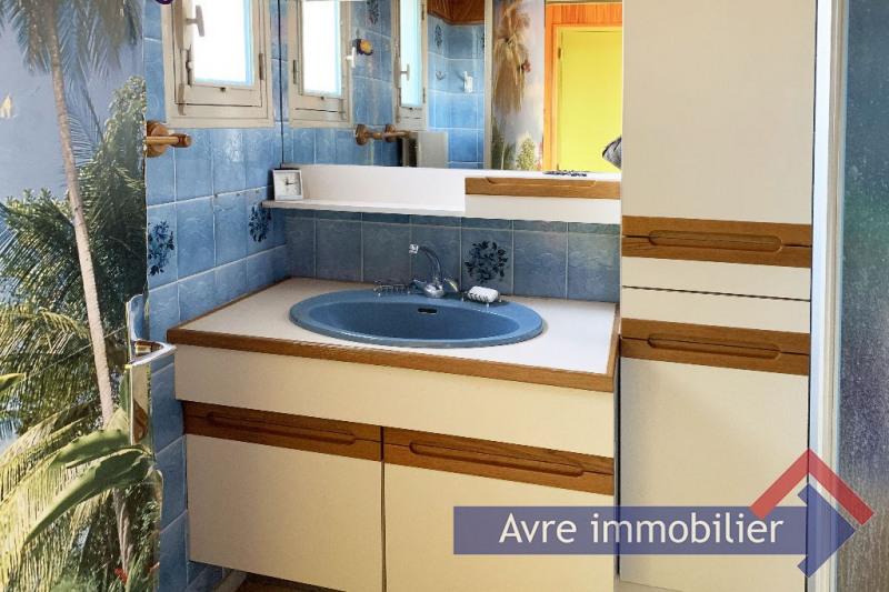 Vente maison / villa Verneuil d'avre et d'iton 128000€ - Photo 3